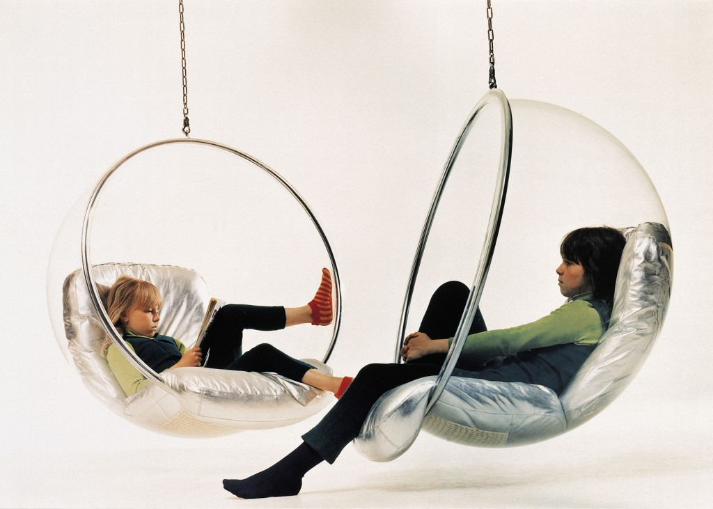 The Bubble Chair Swallows The Sounds And You Feel Isolated Inside In A  Pleasant Way, Even When You Are In A Crowded Place.