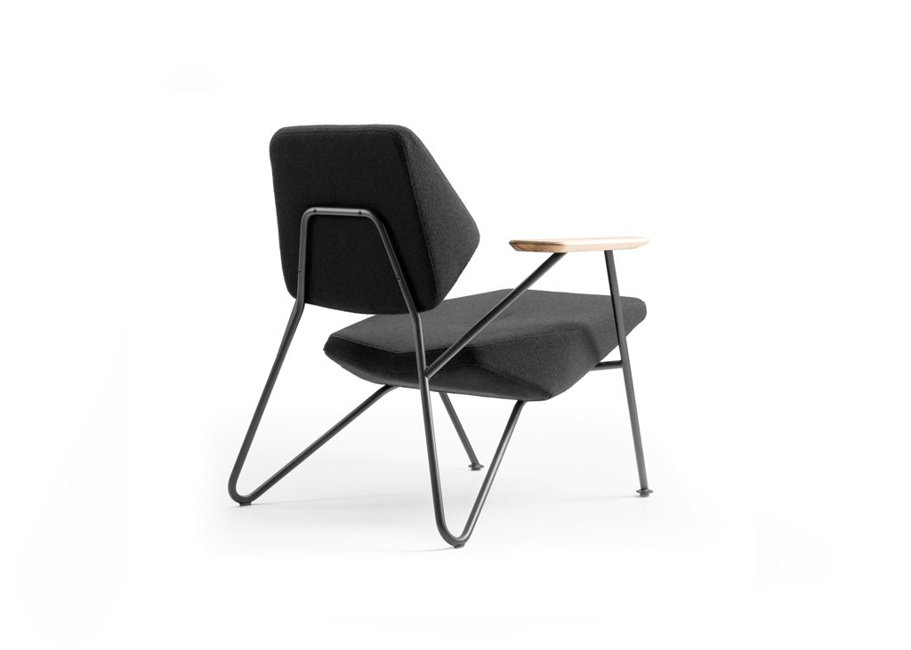Prostoria Polygon Fauteuil : Polygon armchair u bonaldo montréal