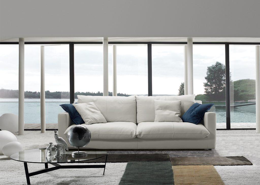 nesting sofa bed bonaldo montr al. Black Bedroom Furniture Sets. Home Design Ideas